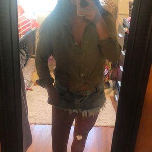 Acacia cherimoya milos shirt